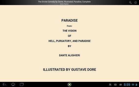 Paradise apk screenshot