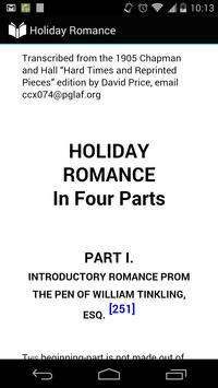 Holiday Romance poster