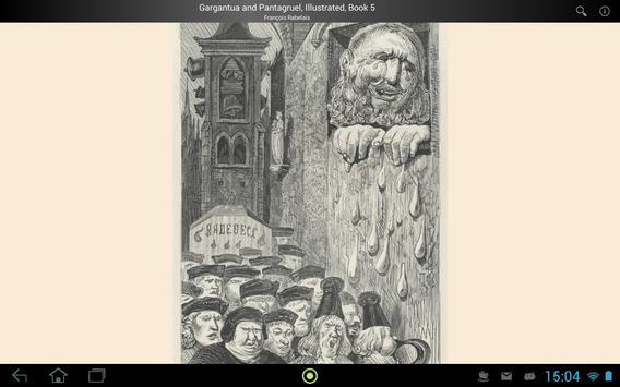 Gargantua and Pantagruel 5 apk screenshot