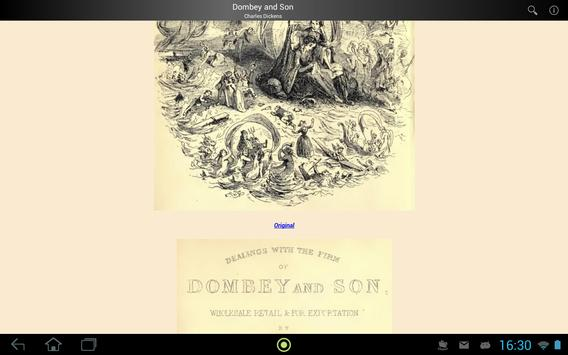 Dombey and Son apk screenshot