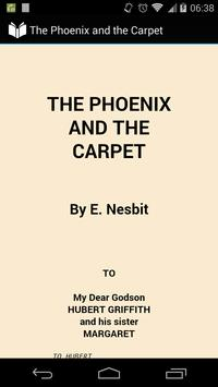The Phoenix and the Carpet poster