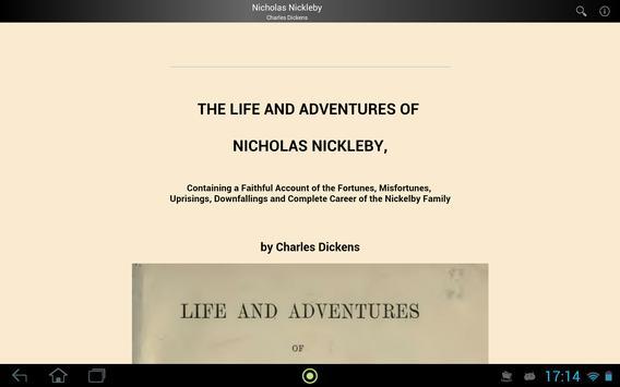 Nicholas Nickleby apk screenshot