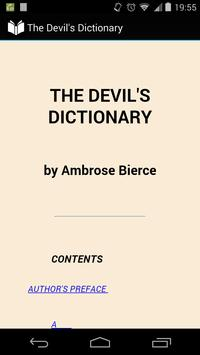 The Devil's Dictionary poster