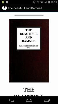 The Beautiful and Damned poster