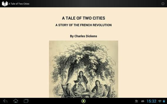A Tale of Two Cities apk screenshot