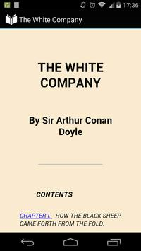 The White Company poster