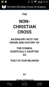The Non-Christian Cross poster