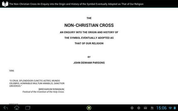 The Non-Christian Cross apk screenshot