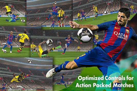 PES2017 -PRO EVOLUTION SOCCER apk screenshot