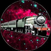 A NIGHT OF THE GALAXY TRAIN icon