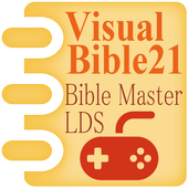 Visual Bible 21 Game for LDS icon