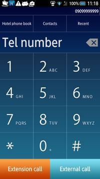 Hotel Phone apk screenshot