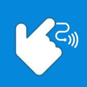 手書き電話UD icon