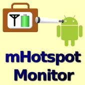 mHotspot Monitor icon