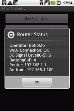 3G-WiFi Monitor poster