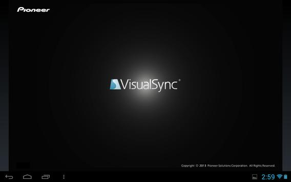 VisualSync poster