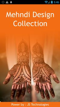 Mehndi Design Collection poster