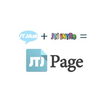 JTJPAGE 알림어플 - JTJSOFT apk screenshot