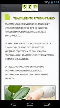 SerCon Plagas S.L. apk screenshot