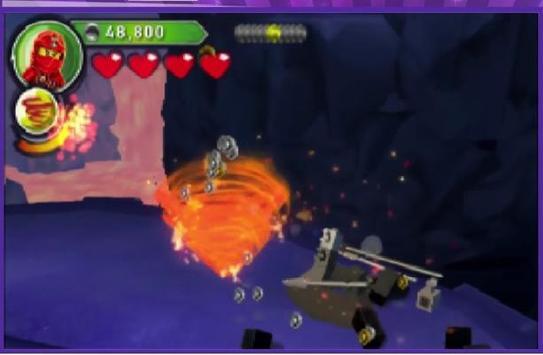 Tips Ninjago Shadow of Ronin apk screenshot