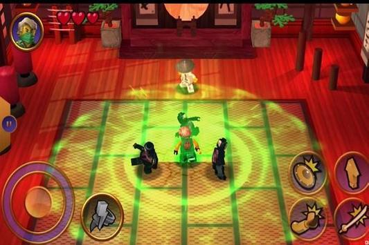 Ninjago Tournament LEGO tips apk screenshot