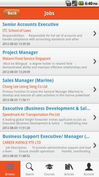 JobsCentral Job Search apk screenshot