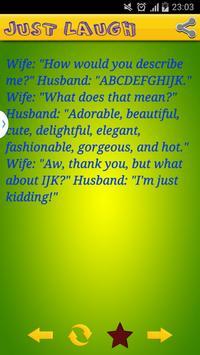 Funny Jokes : Just Laugh apk screenshot