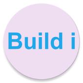 Build Info icon