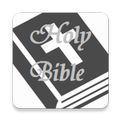 Holy Bible simple and free icon