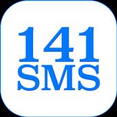 141SMS icon