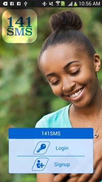 141SMS apk screenshot