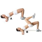 Belly Workout At Home icon