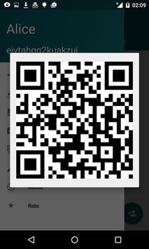 Chat.onion - Anonymous P2P IM apk screenshot