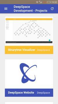 Deepspace Development poster