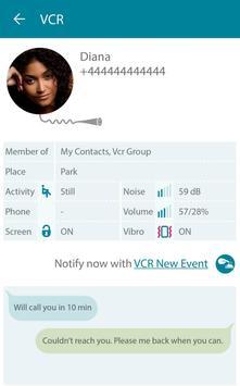 VCR - Voice Calling Revolution apk screenshot