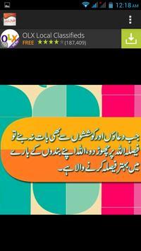 Aqwale-e-Zareen apk screenshot