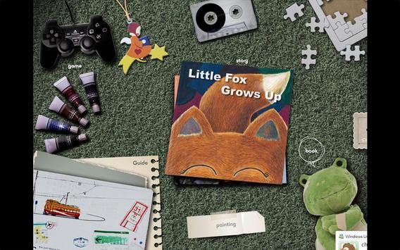 Little Fox Grows Up poster