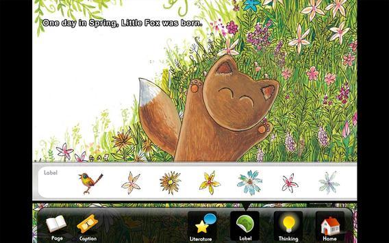 Little Fox Grows Up apk screenshot
