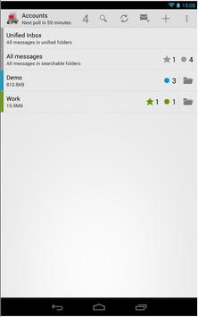 OPI Mail apk screenshot