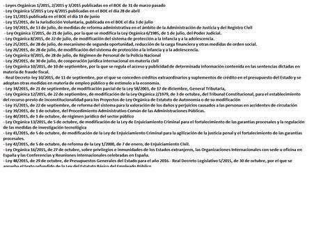 Oposiciones Justicia GRATIS apk screenshot