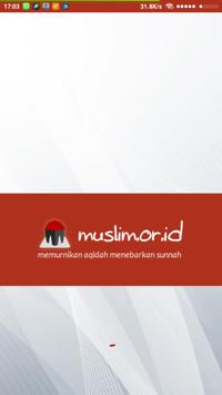 Muslim.or.id Official App poster