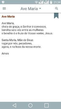 Orações poster