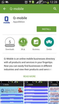 Q-mobile poster