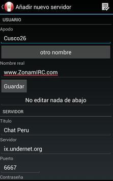 Chat Lima apk screenshot
