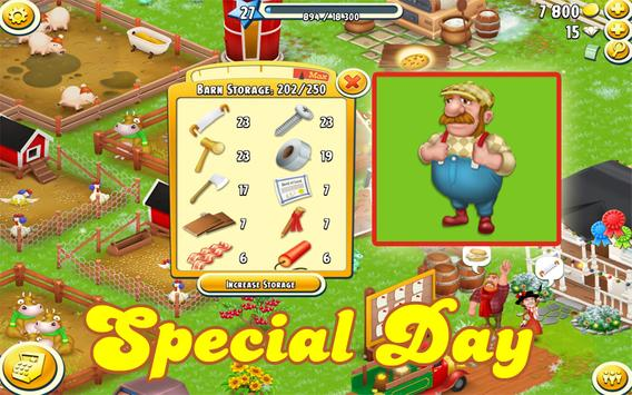 Special Hay Day Guide poster
