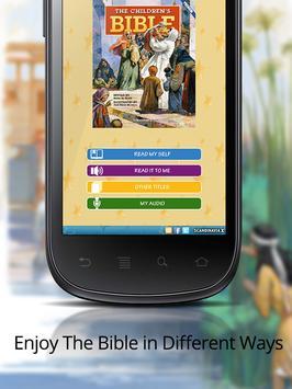The Children's Bible Book apk screenshot