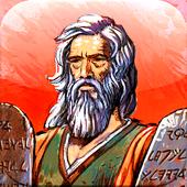 The 30 volume Adventure Story icon