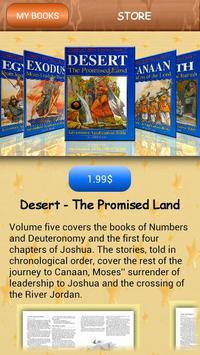 The 30 volume Adventure Story apk screenshot