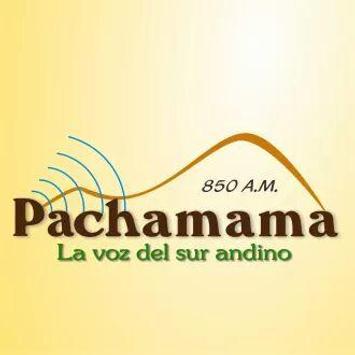 Pachamama Radio poster