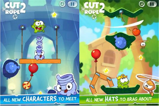 Guide for Cut the Rope 2 apk screenshot